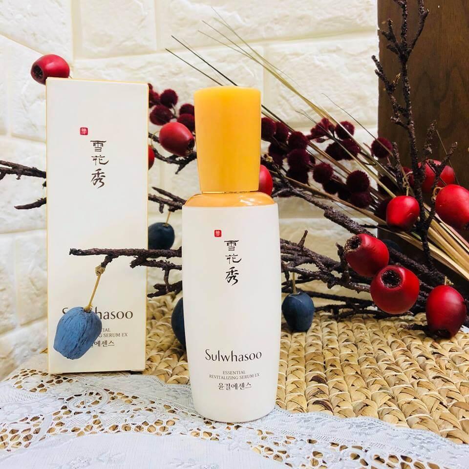 Sulwhasoo Essential Revitalizing Serum EX