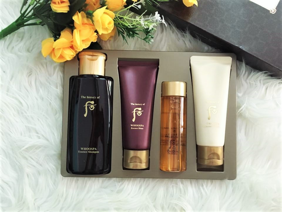 Whoo Spa Special Gift Set
