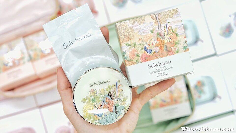 Phấn nước Sulwhasoo phượng hoàng Limited Edition 2019